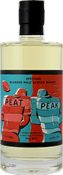 Whisky PEAT PEAK, 43°